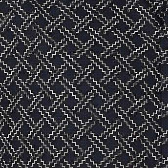 Nat Nast Mens Silk Blend Neat Traditional Fit Print Shirt Black Patten, XX-Large