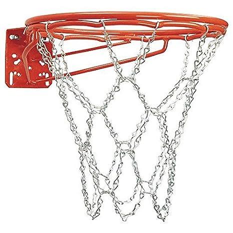Costa Athletic Heavy Duty acero cadena baloncesto Net: Amazon.es ...