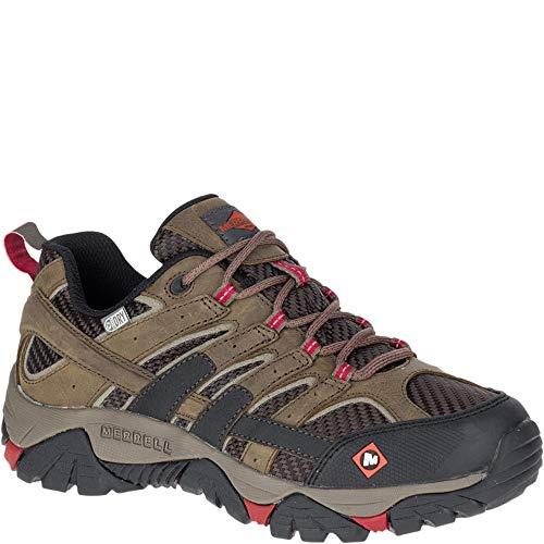 (Merrell Moab 2 Ventilator Waterproof Work Shoe Women 8)