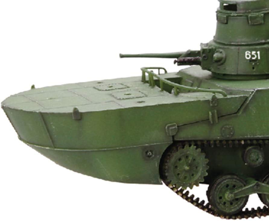Dragon Models IJN Type 2Ka-Mi with Floating Pontoon Early Production Kwajalein Island 1944 Model Kit 1//72 Scale