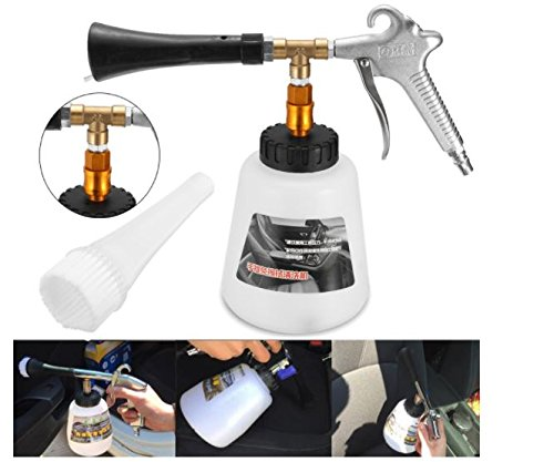 Air Pulse High Pressure Car Cleaning Gun Surface Interior Exterior Tornado Tool by Advanced