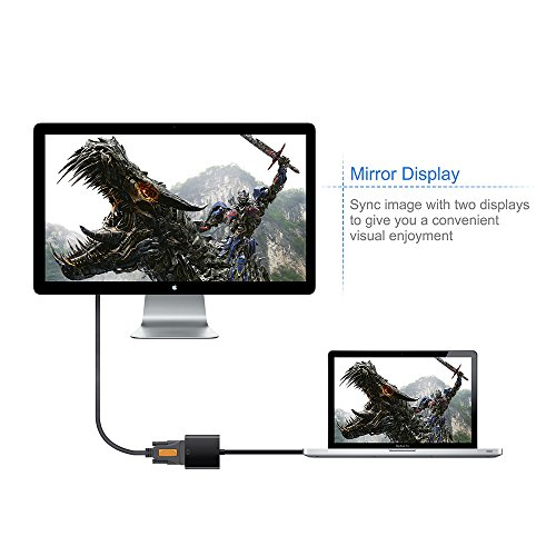 victsing usb 3 0 to vga multi monitor external video card adapter for windows 7 8 multiple
