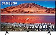 "TV Samsung 65"" 4K UHD Smart Tv LED Un65Tu7000Fxzx ( 2"