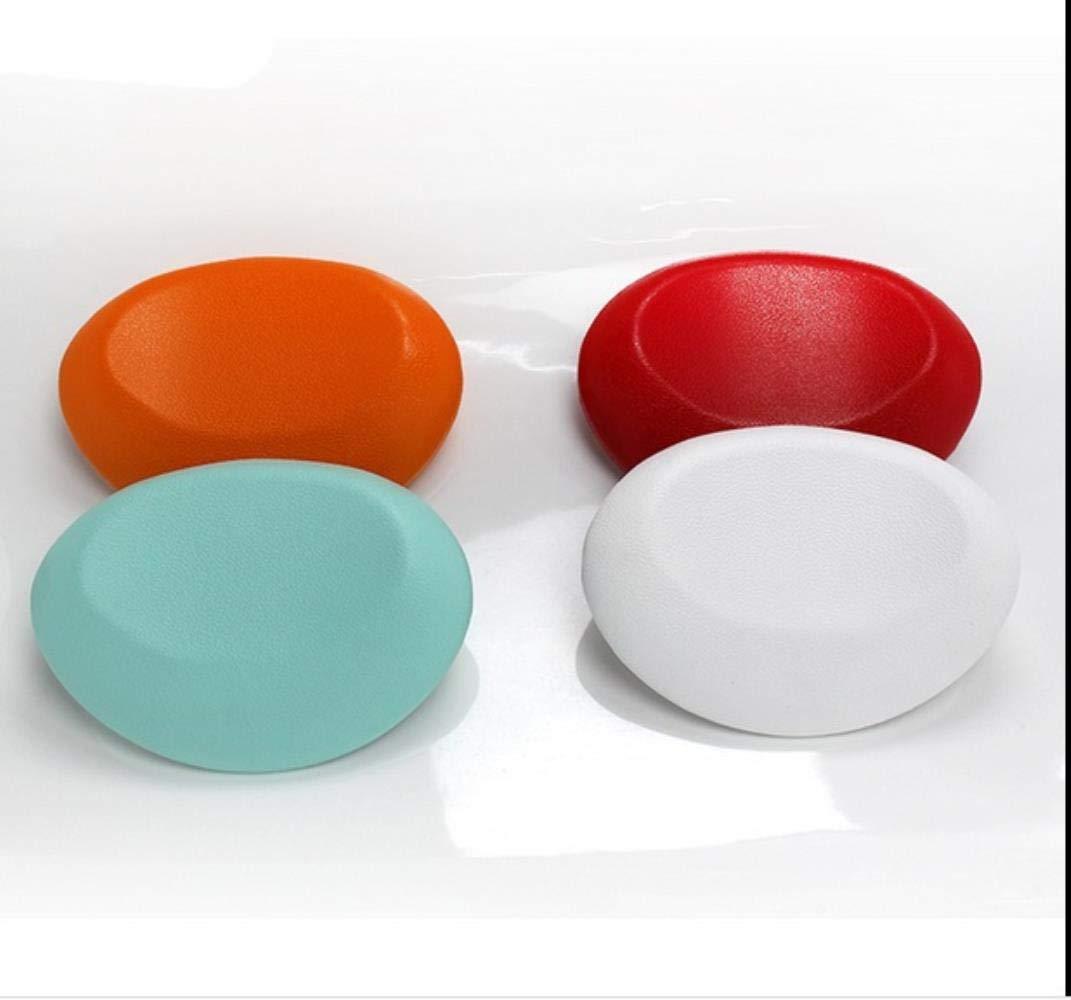 Blu KKRIIS Materiale ad adsorbimento Forte Cuscini da Bagno Vasca da Bagno Cuscino Cuscino Molti Colori Cuscino da Bagno Cuscino da Bagno Morbido