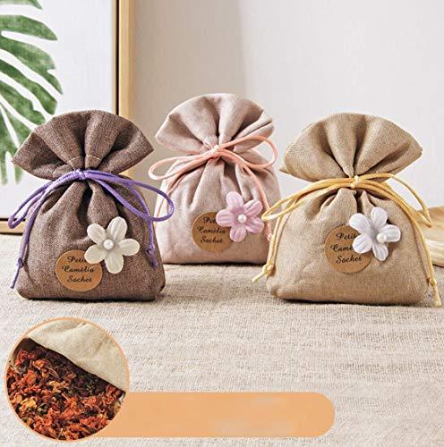 Angel Bedroom Wardrobe Deodorant Sachet Shoe Cabinet Drawer Deodorant Sachet Indoor Fresh Aroma Cotton Linen Bag