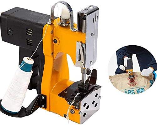 MXBAOHENG Máquina portátil para Hacer Bolsas Coser Costuras Sellado para Bolsa de Piel de Serpiente Tejida Bolsa de Papel de arroz Bolsa de plástico: Amazon.es: Hogar