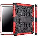 iPad Air 2 Case, iCoverCase Heavy Duty Armor Hybrid
