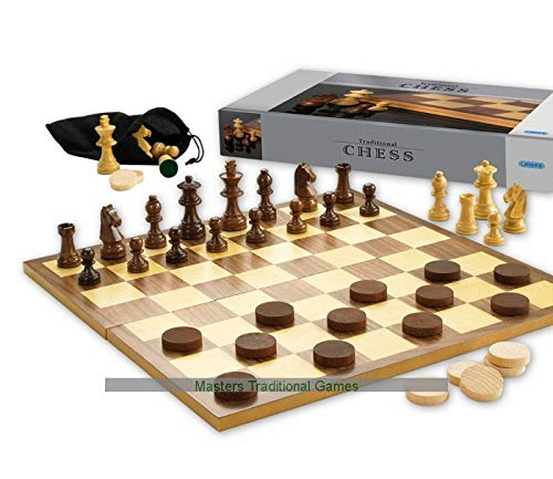 (Gibsons Chess and Draughts Game)