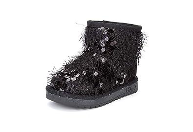 MINIKATA Little Kids Winter Snow Boots 243a2024db70