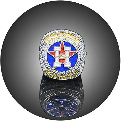 World Series Replica - Fsmall 2017 2018 Houston Astros World Series Championship Rings Replica (ALTIVE, 10)