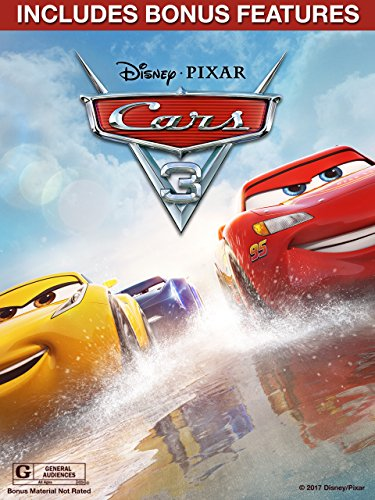Cars 3 (With Bonus Content) by