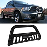 07 ram bull bar - Mifeier Bull Bar Front Bumper Grill Guard For 02-05 Ram 1500 03-09 Ram 2500/3500 Black Steel