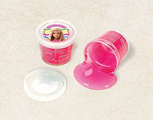 amscan Glitter Putty Favor | Barbie Sparkle Collection | Party Accessory -