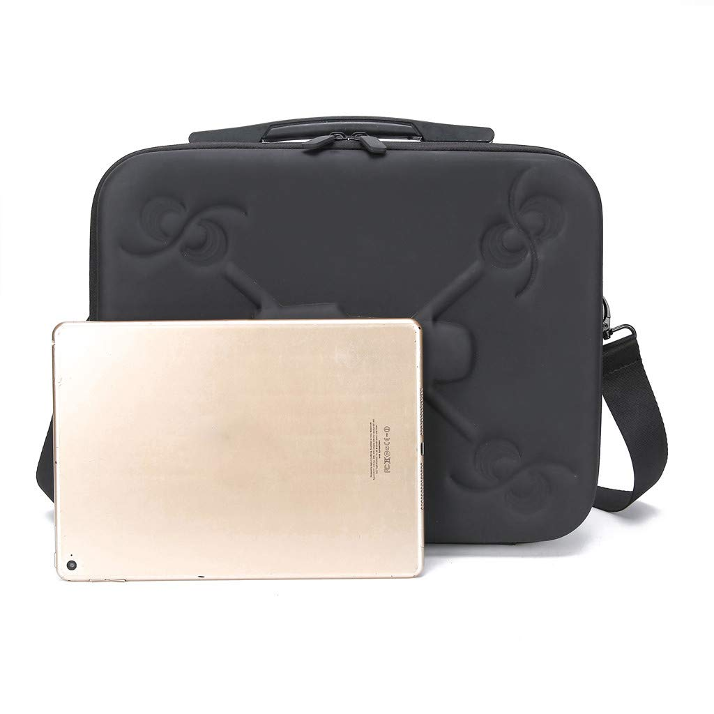 Giokfine 2019 Waterproof Portable Storage Bag Carry Case for DJI Mavic 2 & Smart Controller by Giokfine (Image #4)