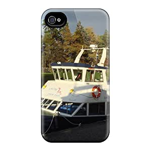 Iphone 6 Cruise Loch Ness Print High Quality Frame Cases Covers
