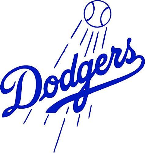"LA Los Angeles California Dodgers Sticker 7/"" TO 18/"" Vinyl Decal BUY 3 GET 1 FREE"