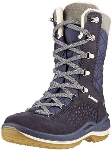 Lowa Navy Blue Shoes 0649 High Ws Ii Women's GTX Barina Hiking Rise vrwzvqfx1