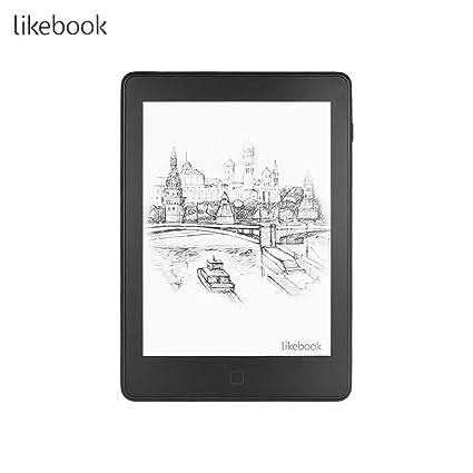 Docooler Ebook Reader Likbook Air E-6 con sistema de Android con ...