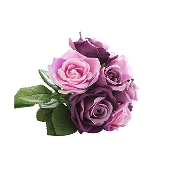 Orangeskycn-Fake-Flowers-for-Decoration-Artificial-Flowers-Floral-Bouquet-Wedding-Decorations