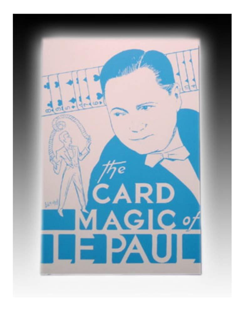 The Card Magic of Lepaul - Paperback by Rock Ridge Magic D Robbins