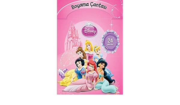 Prenses Boyama Cantasi Kolektif 9786051117249 Amazon Com Books