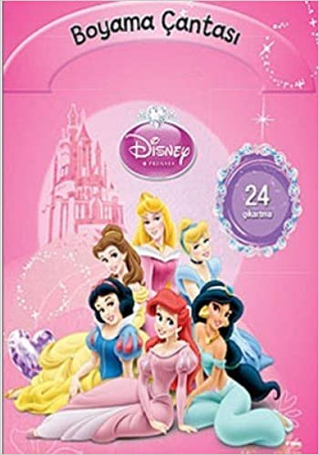 Prenses Boyama Cantasi Kolektif 9786051117249 Amazoncom Books