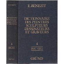 Dictionnaire Critique et Documentaire des Peintres, Sculpteurs, Dessinateurs et Graveurs n° 4