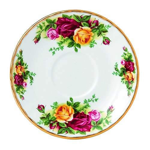 Royal Albert Old Country Roses 5-inch Espresso Saucer (5 Old Rose)
