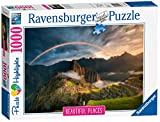 Ravensburger Jigsaw Puzzle For Adults 15158 Rainbow Over Machu Picchu, Peru, Activities