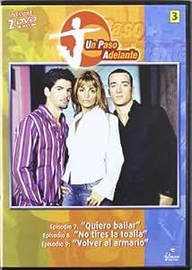 Un Paso Adelante - Primera Temporada (Parte 3) [DVD]