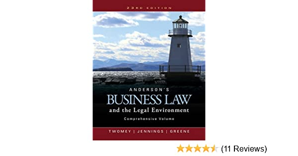 Andersons business law and the legal environment comprehensive andersons business law and the legal environment comprehensive volume mindtap course list david p twomey marianne m jennings stephanie m greene fandeluxe Image collections