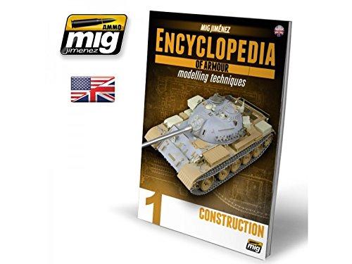 Encyclopedia of Armor Modelling Techniques Vol. 1 Construction (Encyclopedia Of Armour Modelling Techniques Vol 2)