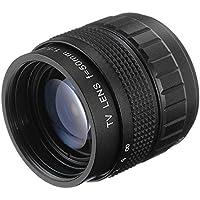 FOTGA 50mm F1.4 Television TV Lens/CCTV Lens for C Mount Camera