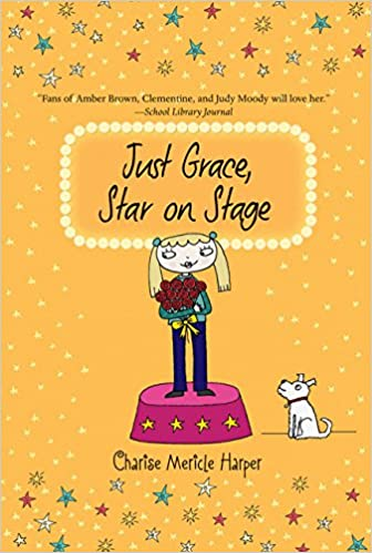 Image result for just grace star on stage