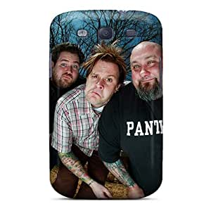 Best Cell-phone Hard Covers For Samsung Galaxy S3 (TfB3212ZpCS) Unique Design Fashion Bowling For Soup Band Pattern