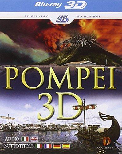 pompei 3d (blu-ray 3d) () blu_ray Italian Import