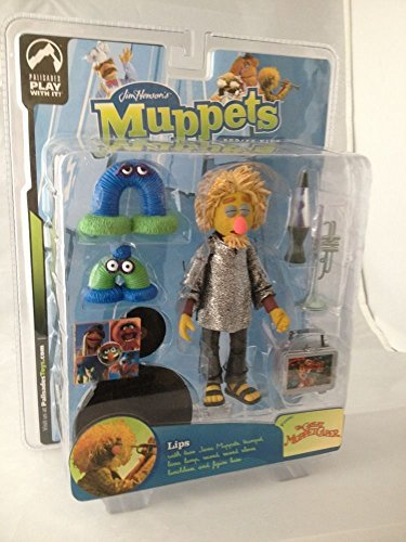 (Muppet Show LIPS Action Figure)