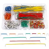 (560 Pcs) MCIGICM Breadboard Jumper Wire Cables for Arduino, 14 Vaules, 2-125 mm