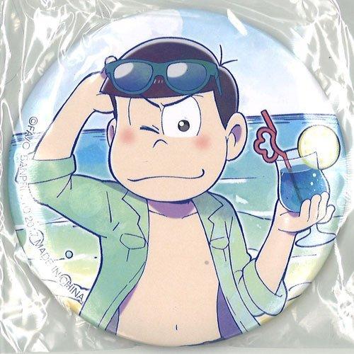 Ichibankuji Osomatsu's Shumatsu dating I Award cans badge larch summer date and we furyu