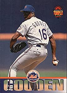 1994 Triple Play #143 Dwight Gooden - NM-MT