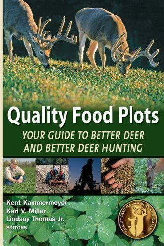 Quality Food Plots Better Hunting product image