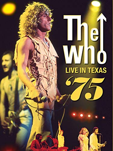 The Who: Live in Texas