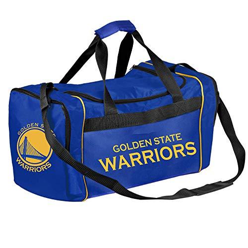 FOCO Golden State Warriors Core Duffel Gym Bag
