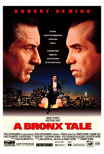 27 x 40 A Bronx Story Movie Poster