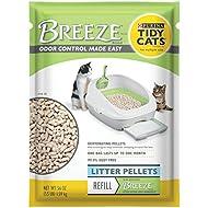 Purina Tidy Cats BREEZE Litter System Cat Pellet Refills