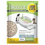 Purina Tidy Cats BREEZE Pellets Refill Cat Litter - (6) 3.5 lb. Pouches