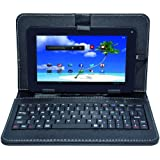 Proscan Wi-Fi Tablet with Case & Keyboard, 7 Inches