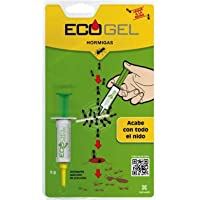 Ecogel Anti - Hormigas jeringuilla, 5 gr, 1