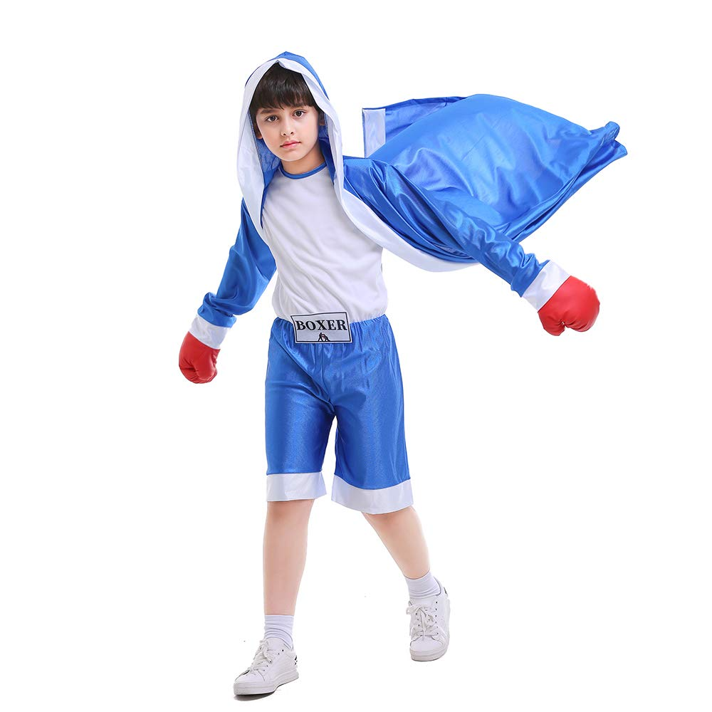 Amazon.com: ROZKITCH - Disfraz de boxeador para niños: Clothing
