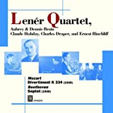 Lener String Quartet / Aubrey Brain
